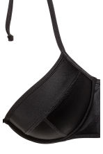 Push-up bikini top - Black - Ladies | H&M CN 4