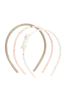 3-pack Alice bands