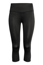 Leggings sportivi a tre quarti - Nero - DONNA | H&M IT 2