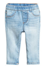 Treggings - Light blue - Kids | H&M CN 1