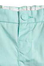 Chinos - Mint green -  | H&M 2