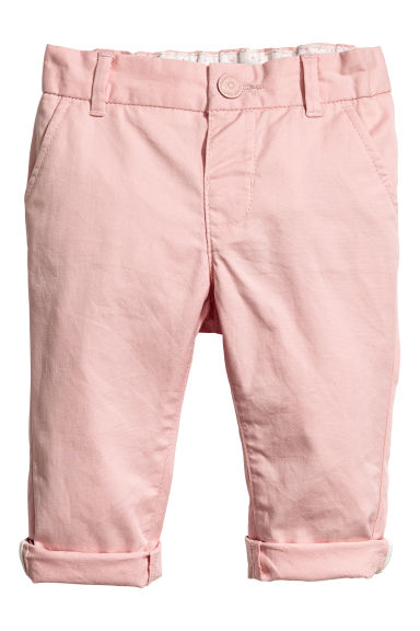 Chinos - Light pink - Kids | H&M