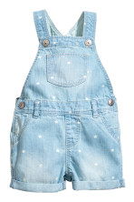 Light denim blue/Stars