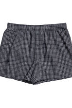 3-pack boxer shorts - Black/Pineapple - Men | H&M CN 4