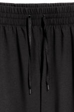 Sports trousers - Black - Ladies | H&M 4