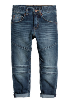 Tapered Jeans rinforzati