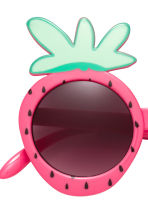 Sunglasses - Neon pink - Kids | H&M 3