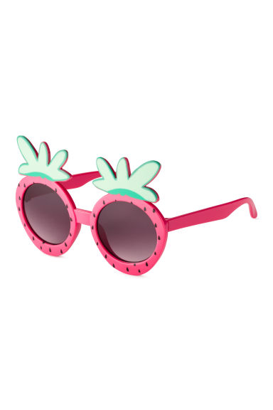 Sunglasses - Neon pink - Kids | H&M 1