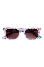 Sunglasses - White/Butterflies - Kids | H&M 2