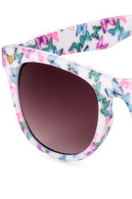 Sunglasses - White/Butterflies - Kids | H&M 3