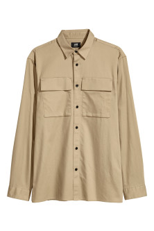 Utility shirt Regular fit
