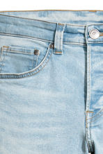 Skinny Low Jeans - Light denim blue - Men | H&M CN 4