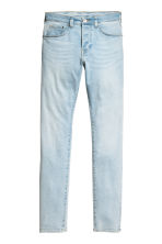 Skinny Low Jeans - Light denim blue - Men | H&M 2