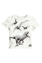 2件入T恤 - Green/Jurassic World - Kids | H&M 3