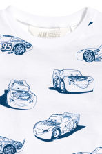 2-pack t-shirts - Vit/Cars - Kids | H&M FI 4