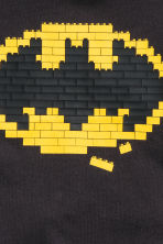 Printed T-shirt - Black/Lego - Kids | H&M CN 3