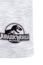 Printed T-shirt - Light grey/Jurassic World - Kids | H&M 4