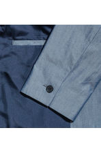 Chambray jacket Slim fit - Blue - Men | H&M 3