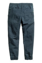 Pantaloni pull-on - Blu scuro - BAMBINO | H&M IT 3