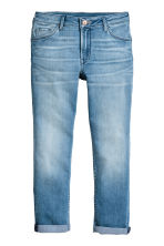 Relaxed Generous Size Jeans - Denim blue - Kids | H&M CN 1