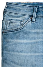 Relaxed Generous Size Jeans - Denim blue - Kids | H&M CN 4
