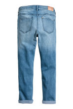 Relaxed Generous Size Jeans - Denim blue - Kids | H&M CN 2