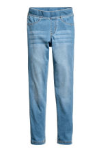 Treggings - Light denim blue - Kids | H&M CN 2