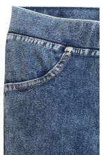 Treggings - Denim blue -  | H&M 3