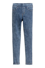 Treggings - Denim blue -  | H&M 2