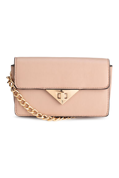 Small shoulder bag - Powder beige - Ladies | H&M CN 1