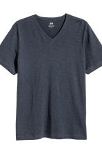 T-shirt Regular fit, 3 pz - Blu scuro/bianco -  | H&M IT 2