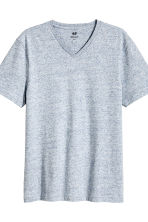 T-shirt Regular fit, 3 pz - Blu scuro/bianco -  | H&M IT 3