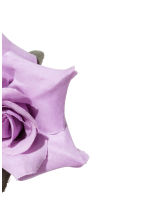 2-pack hair clips - Purple -  | H&M CN 2