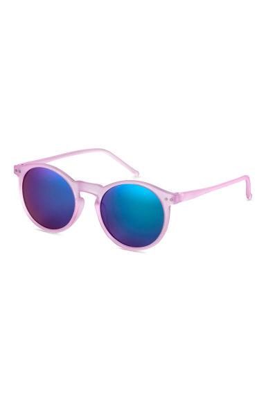 lunettes de soleil mauve clair enfant h m fr. Black Bedroom Furniture Sets. Home Design Ideas