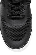 Sneakers in mesh - Nero - UOMO | H&M IT 3