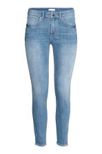 Skinny Low Jeans - Mid denim blue - Ladies | H&M 3