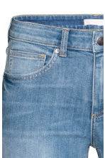 Skinny Low Jeans - Mid denim blue - Ladies | H&M 5