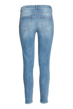 Skinny Low Jeans - Mid denim blue - Ladies | H&M 4