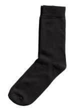 5-pack socks - Black - Men | H&M 2