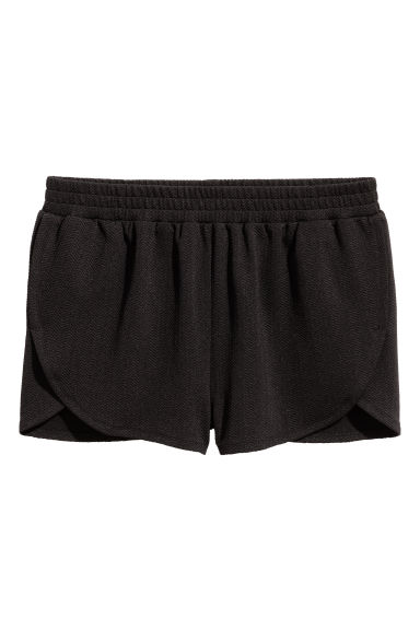 H&M+ Shorts - Black -  | H&M 1