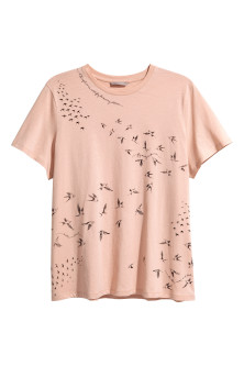 H&M+ Camiseta estampada