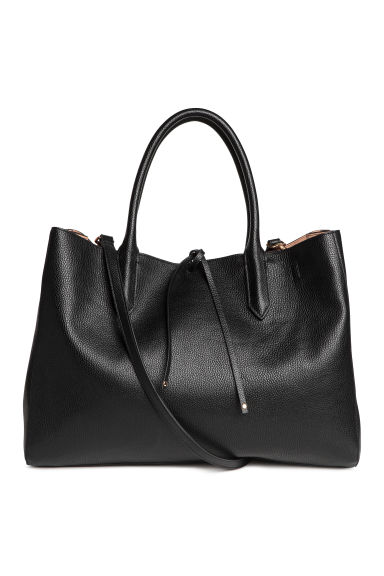 Shopper - Black - Ladies | H&M CN