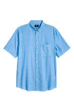 Shirt Regular fit - Blue/Chambray - Men | H&M 2
