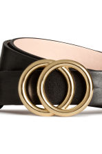 Belt - Black - Ladies | H&M CN 3