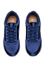 Sneakers - Navy - DONNA | H&M IT 2