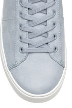 Trainers - Light grey blue - Ladies | H&M CN 4