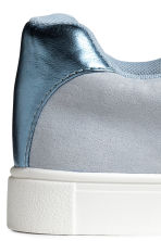 Trainers - Light grey blue - Ladies | H&M CN 5
