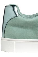 Trainers - Pistachio green -  | H&M 5