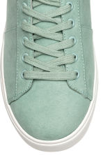 Trainers - Pistachio green -  | H&M 4