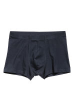 3-pack boxer shorts - Dark blue/Anchor - Men | H&M 3